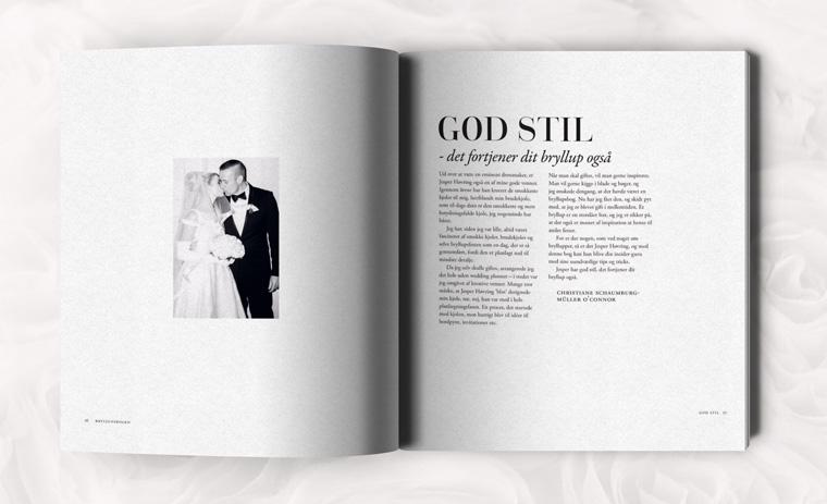 Bryllupsbogen af Jesper Høvring